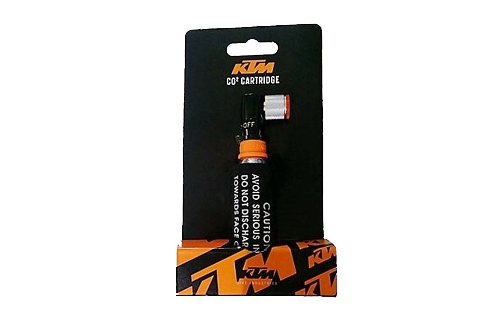 KTM Inflator CO2 + Patrone