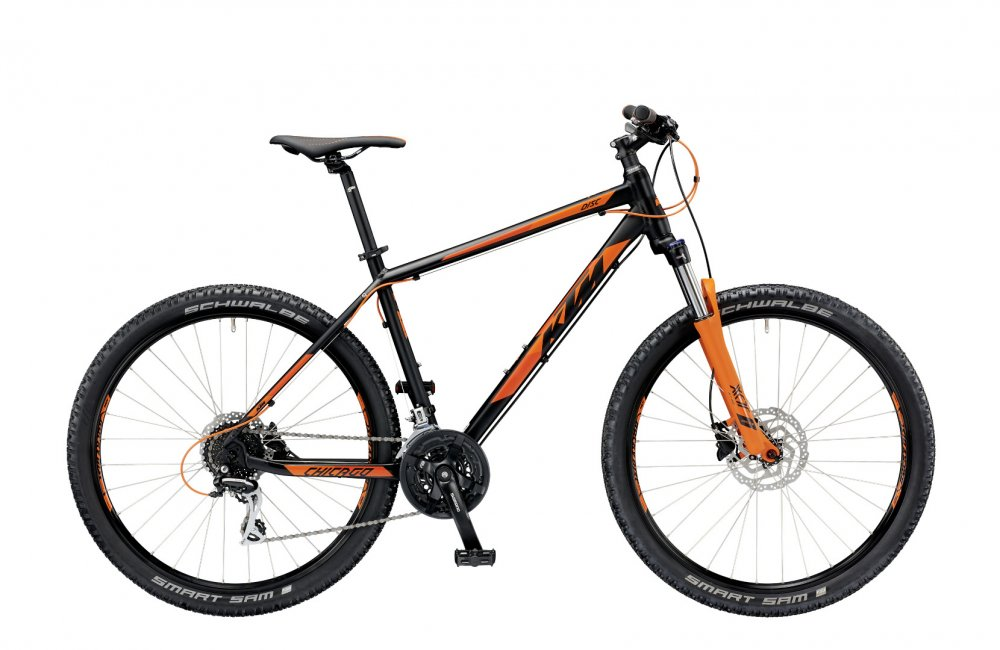 CHICAGO 27.24 Disc-H Black 14`` 2019