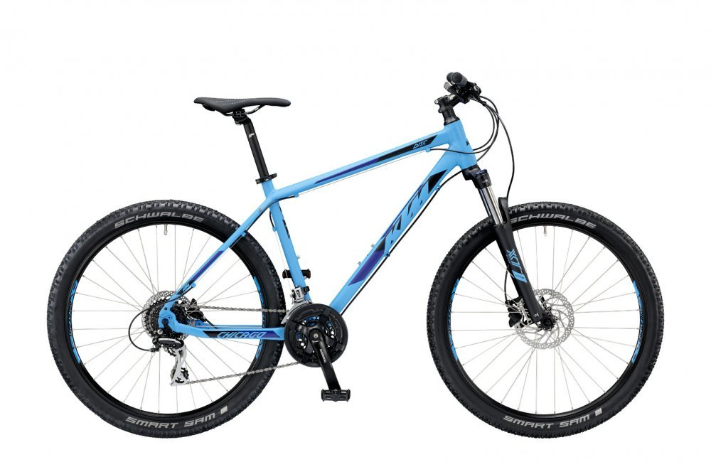 CHICAGO 27.24 Disc H Blue 17`` 2019 KTM Bikes Onlineshop