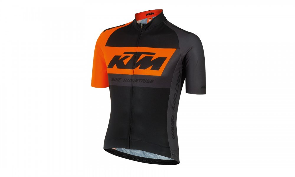 Jersey: Factory Team - M (kurz)