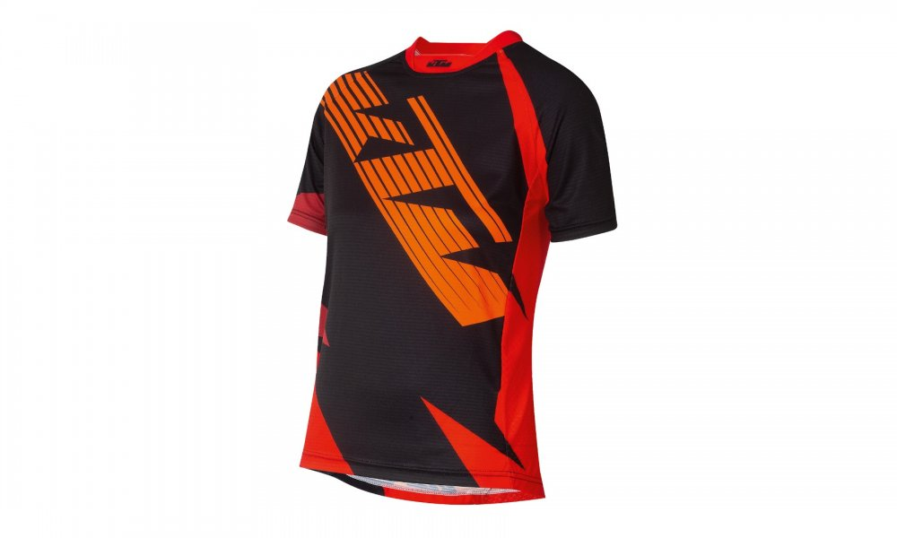 Jersey: Factory Enduro Youth - 140 (kurz)