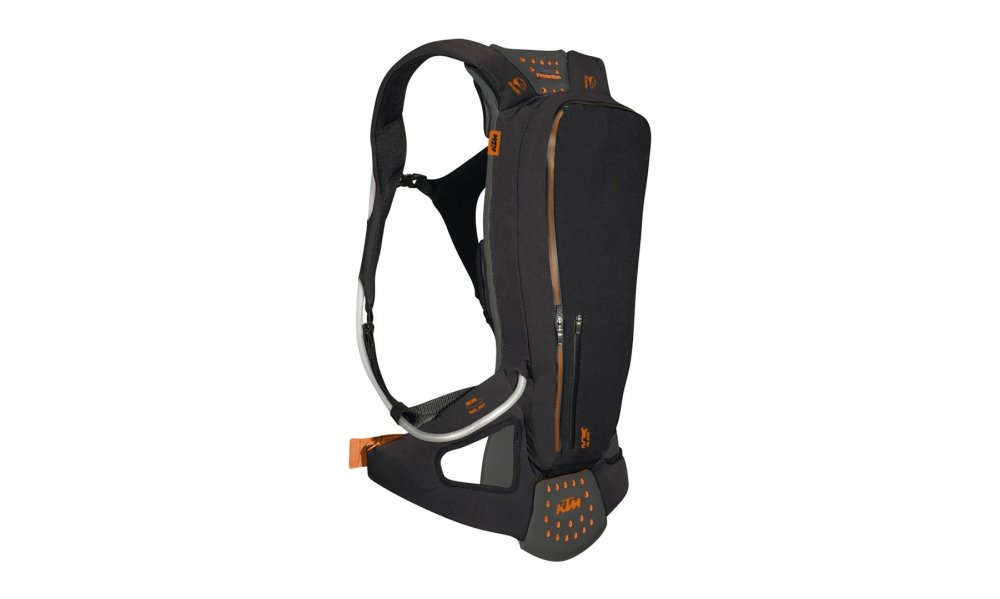Factory Enduro: Protector Backpack - L