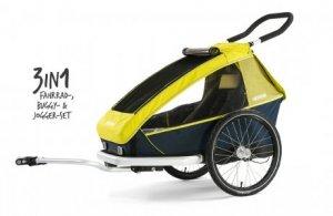 KTM Vorderrad für AnhängerJogger Carry More KTM Bikes
