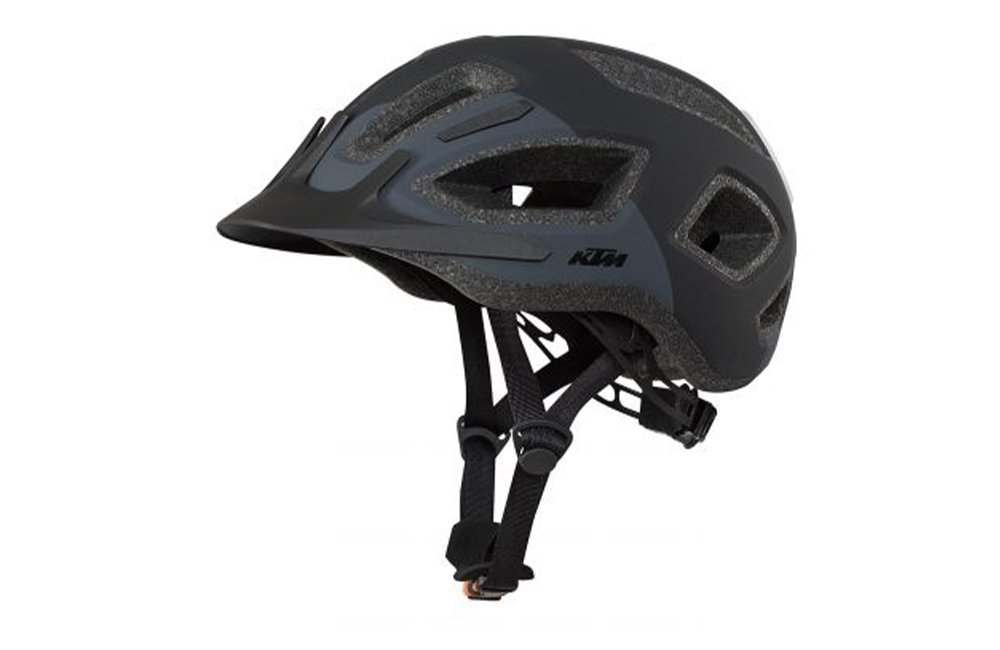 KTM Helm Tour + Light Gr. 58-61